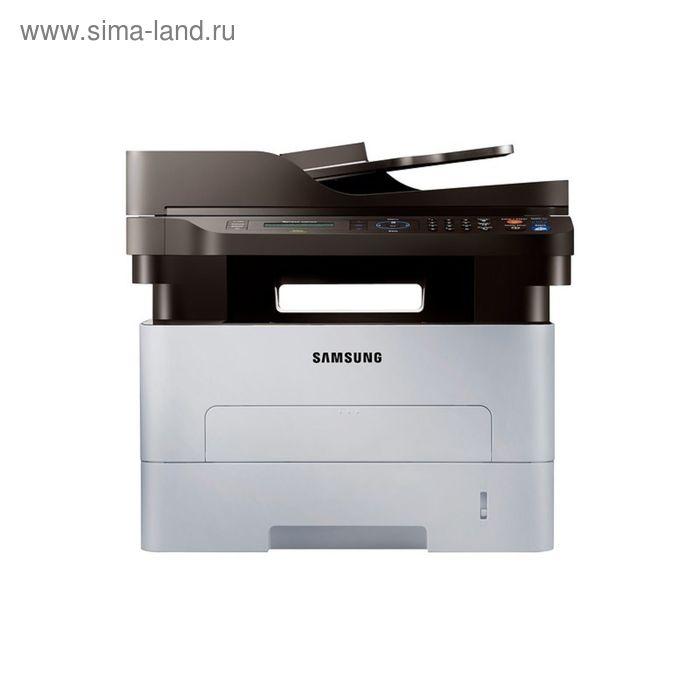 МФУ, лазерная черно-белая печать Samsung SL-M2870FD, А4, Duplex