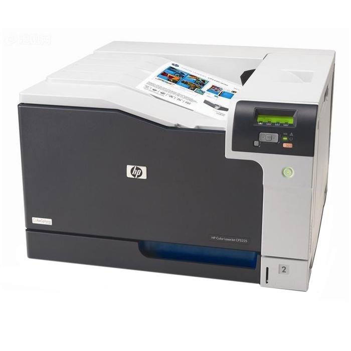 Принтер лазерный цветной HP Color LaserJet Pro CP5225N (CE711A), А3, LAN