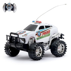 """Machine RC """"Patrol"""" battery powered MIX color"""