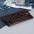 крокодил шоколад