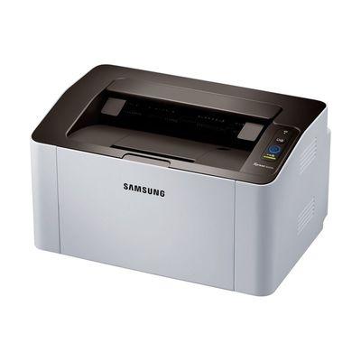 Принтер лазерный черно-белый Samsung SL-M2020W, А4, WiFi