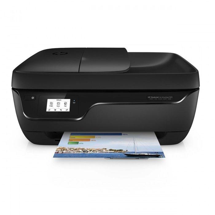 МФУ, струйная печать HP Deskjet Ink Advantage 3835 (F5R96C)
