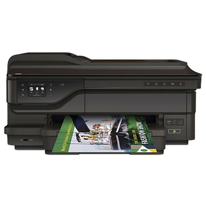 МФУ, струйная печать HP Officejet 7612