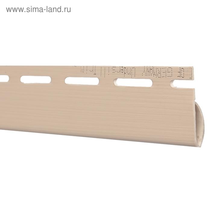 Финишный профиль Персик 3050 мм DÖCKE