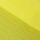 "Бумага гофрированная, 974 ""Карминно-жёлтая"", 50 см х 2,5 м"