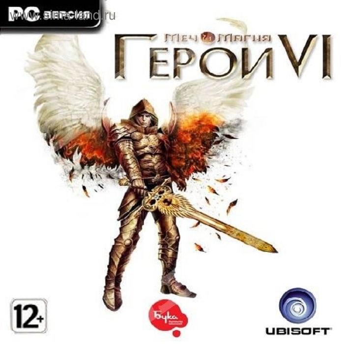 PC: Меч и Магия: Герои 6-DVD-Jewel