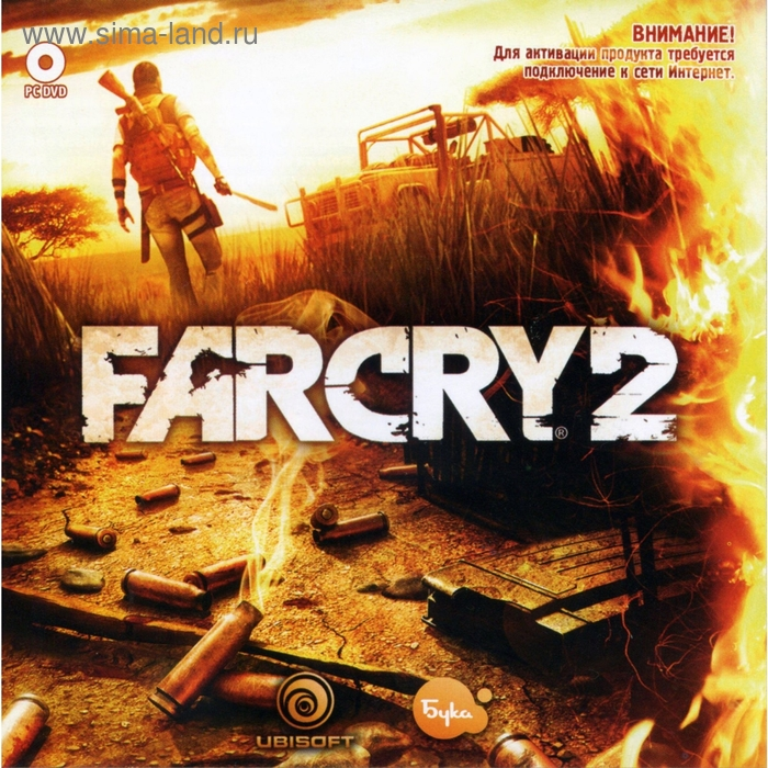 PC: Far Cry 2-DVD-Jewel