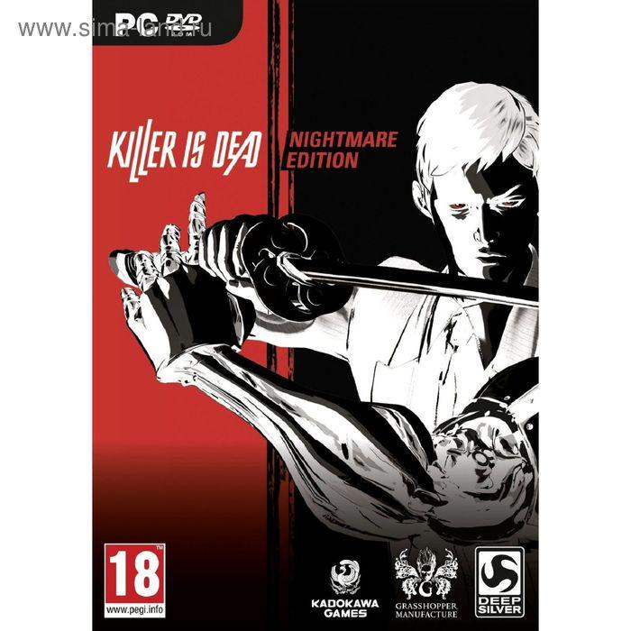 PC: Killer Is Dead - DVD-Jewel