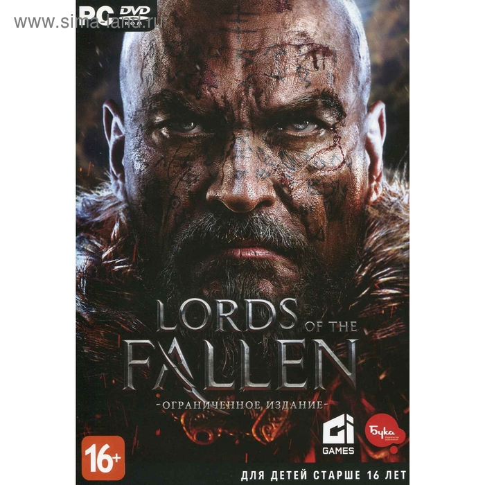 PC: Lords of the Fallen - DVD-box