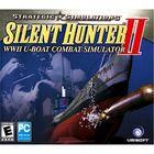 PC: Silent Hunter II-CD-jewel