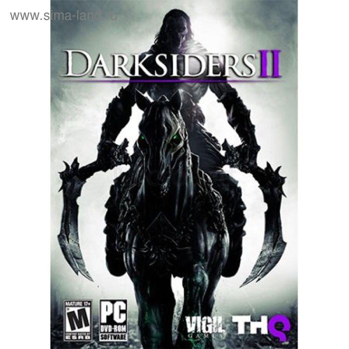 PC: Классика жанра. Darksiders 2 - DVD-Jewel