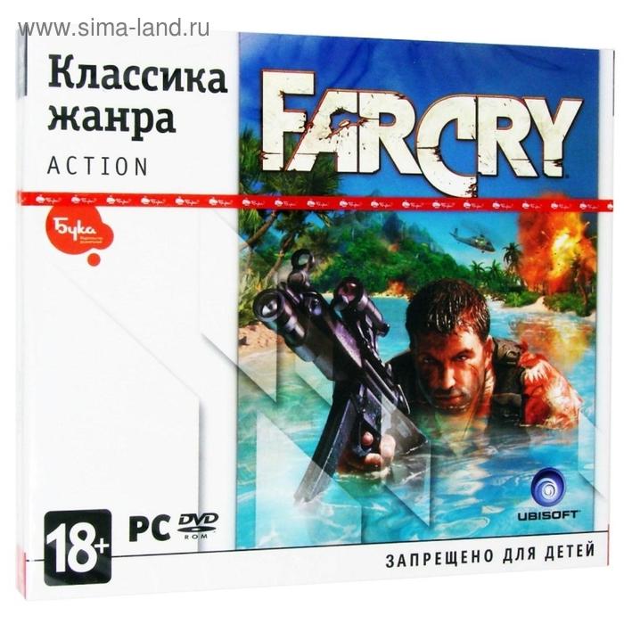 Классика жанра. Far Cry DVD-Jewel