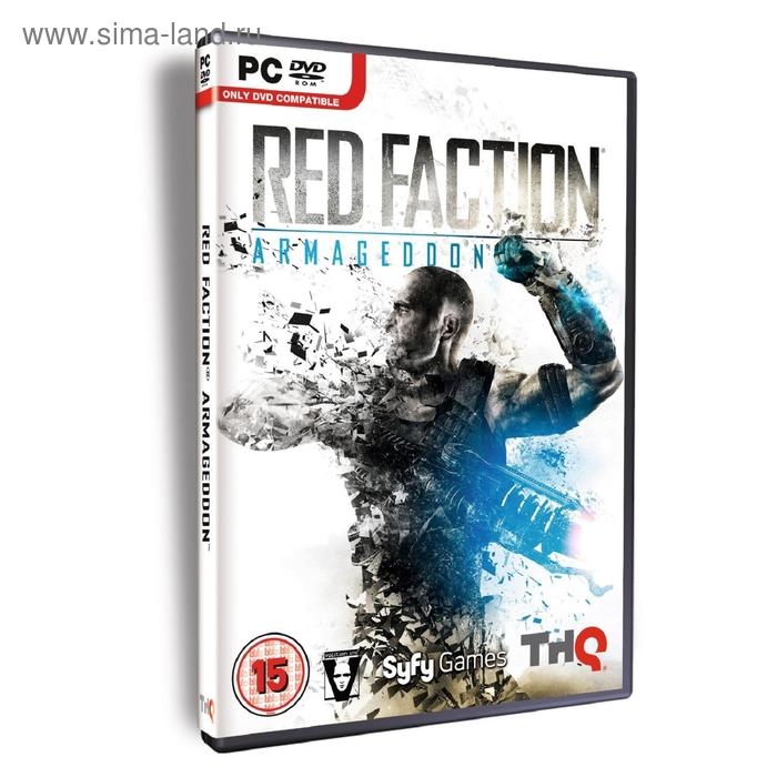 PC: Классика жанра. Red Faction: Armageddon - DVD-Jewel