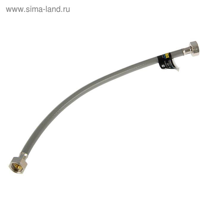 "Подводка гибкая SilverFlex AQUA, гайка 1/2"", 40 см"