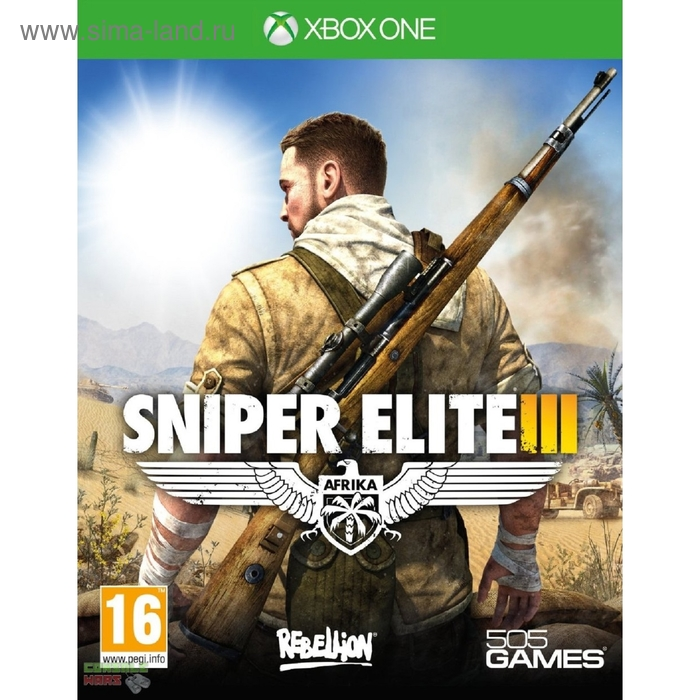 XBOX One: Sniper Elite 3