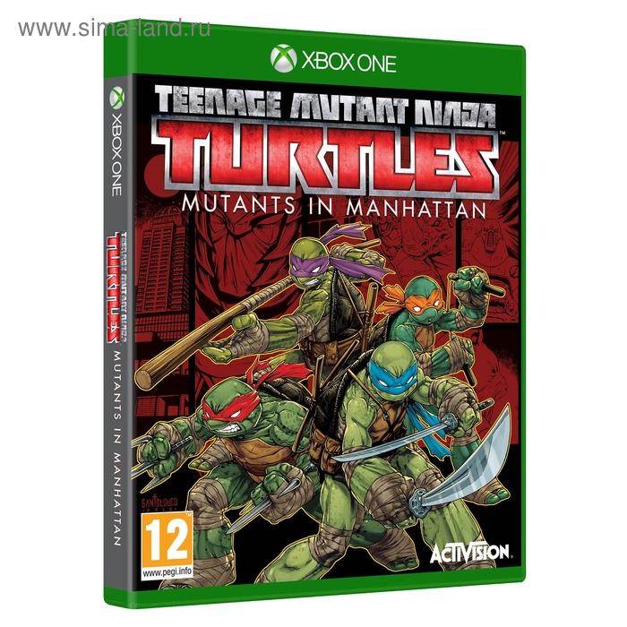 XBOX One: Teenage Mutant Ninja Turtles Mutants in Manhattan