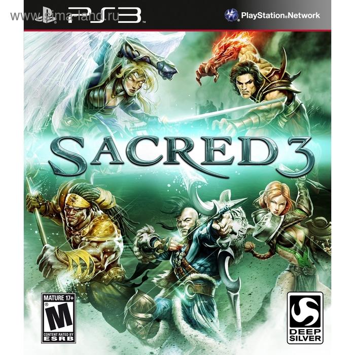 PS3: Sacred 3
