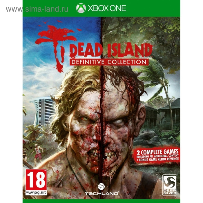 XBOX One: Dead Island Definitive Edition
