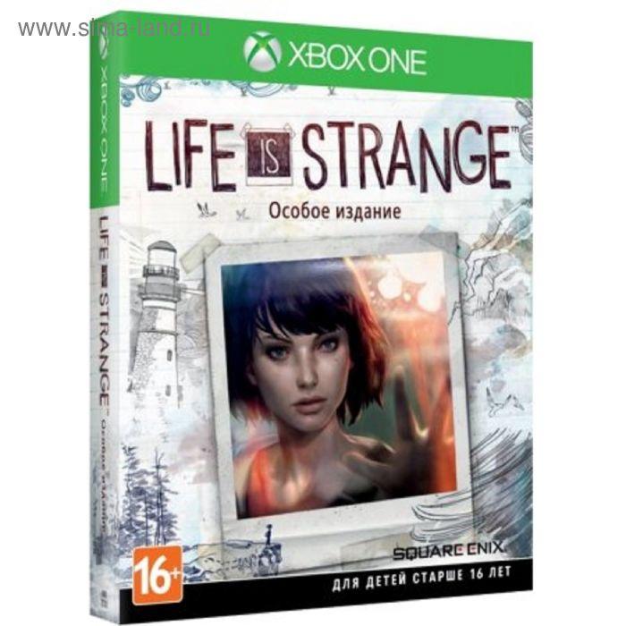 XBOX One: Life is Strange. Особое издание