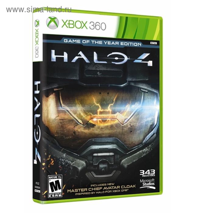 XBOX 360: Halo 4 GOTY Edition (F3Z-00022)