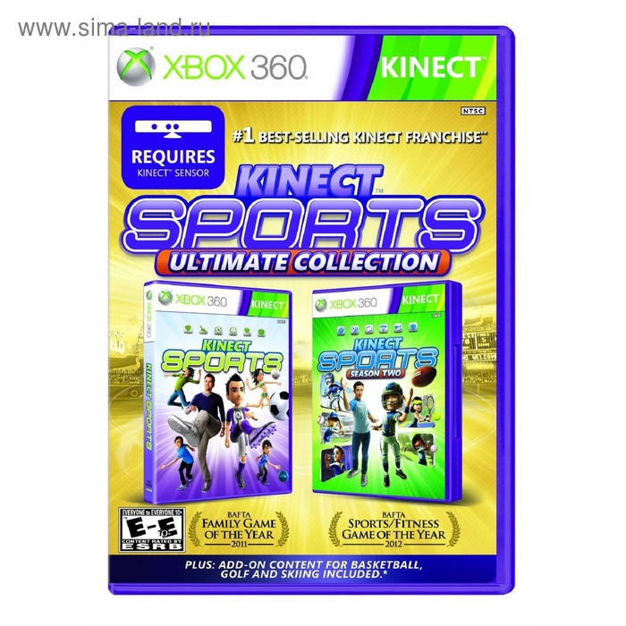 XBOX 360: Kinect Sports Ultimate (4GS-00019)