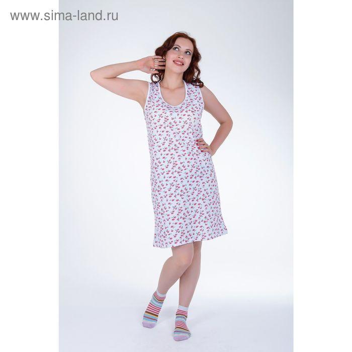 Сорочка бабушкина арт.а1521 МИКС, р-р 60