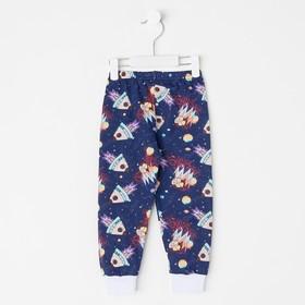 Штаны для мальчика А.1071-56_Д, цвет микс, рост 104 см