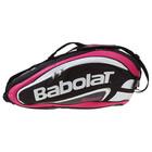 Чехол для теннисных ракеток Team Line, цвет розовый