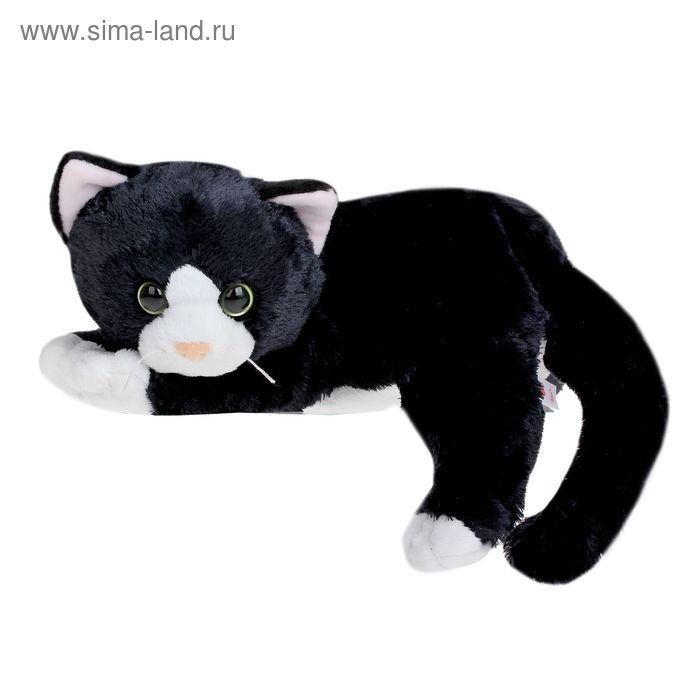 Мягкая игрушка «Кошка Shadow», цвет черный
