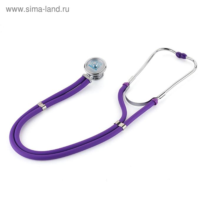 Стетофонедоскоп CS Medica CS-421 (фиолетовый)