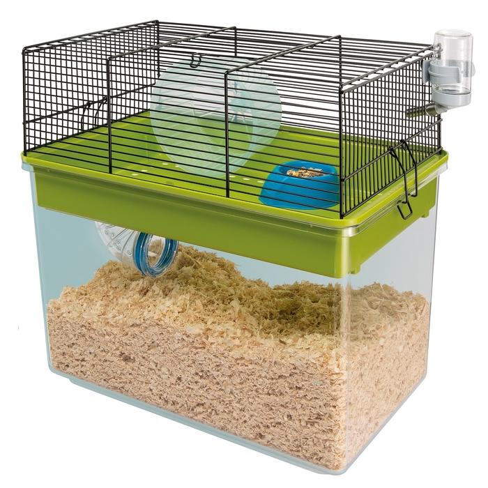 Клетка Ferplast Topy для дегу и песчанок 2шт, 40,5х25,5х38,5 см