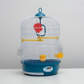 Клетка Ferplast Regina для птиц, 32,5х45,5 см, белая