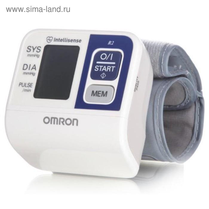 Тонометр автоматический на запястье OMRON R2