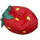 Кресло-мешок Ягодка, ткань нейлон