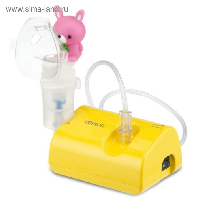 Ингалятор OMRON NE-С-24, компрессорный детский