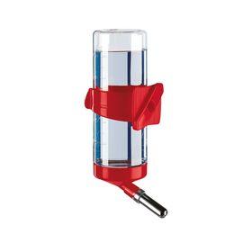 Автопоилка Ferplast 4662 Drinky для грызунов с крепежом, 300 мл, средняя, микс цветов