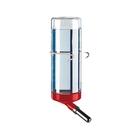 Автопоилка Ferplast L182 Drinky для грызунов на крючках, средняя, 300 мл, микс цветов