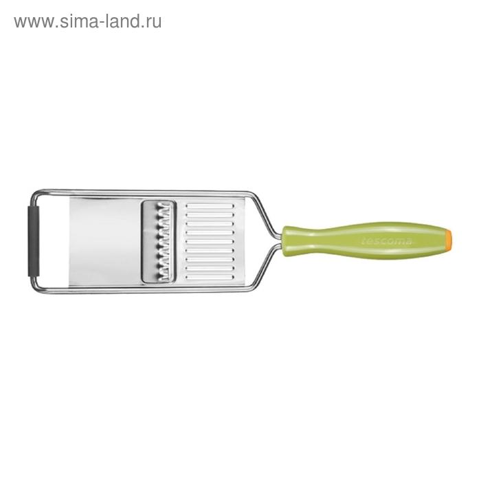 Тёрка Tescoma PRESTO CARVING для нарезки овощей решёточкой (422054)