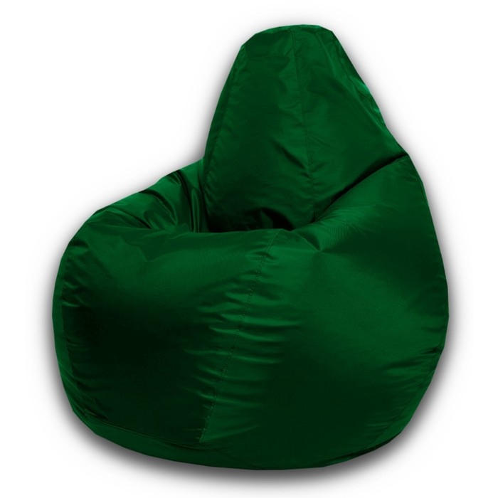 Кресло-мешок XL, ткань нейлон, цвет зеленый