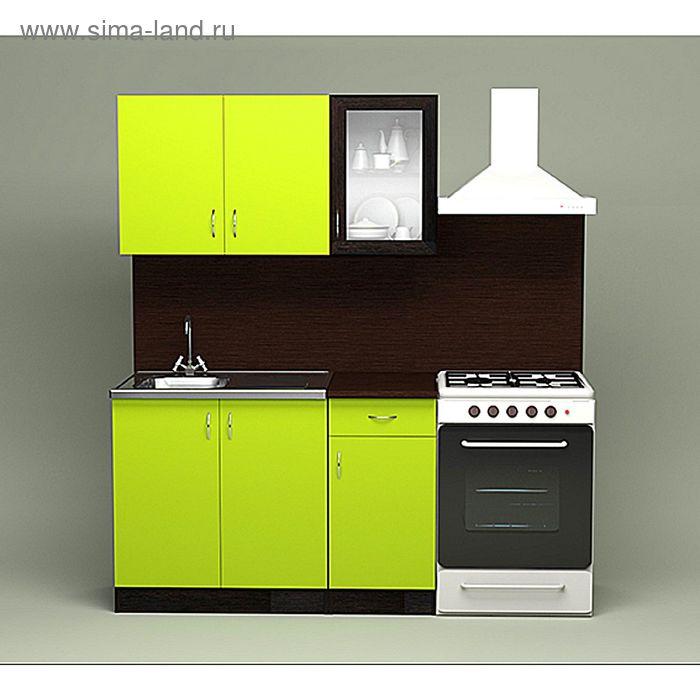 Кухонный гарнитур Анжела Лайм 1200