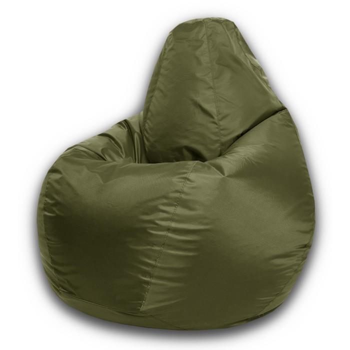 Кресло-мешок XXL, ткань нейлон, цвет хаки