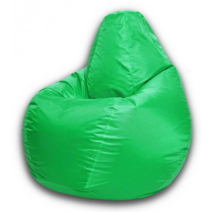 Кресло-мешок XXXL, ткань нейлон, цвет салатовый