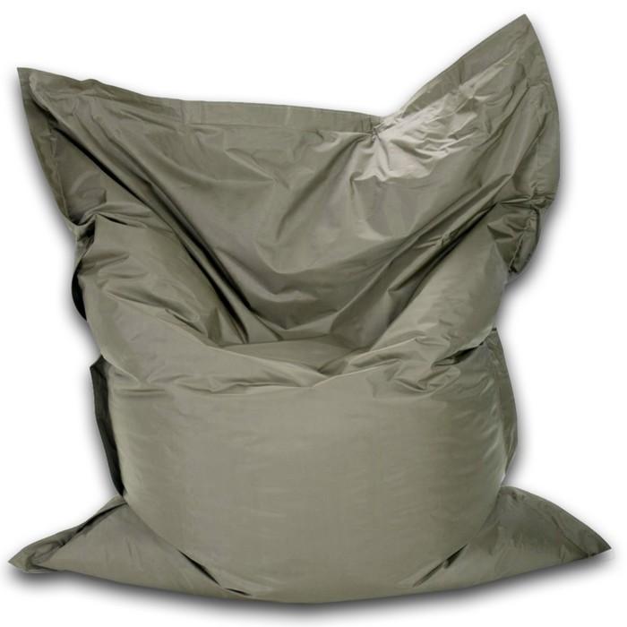 Кресло-мешок Мат мини, ткань нейлон, цвет бежевый