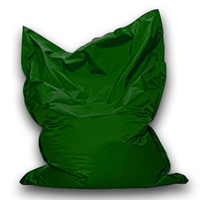 Кресло-мешок Мат мини, ткань нейлон, цвет зеленый