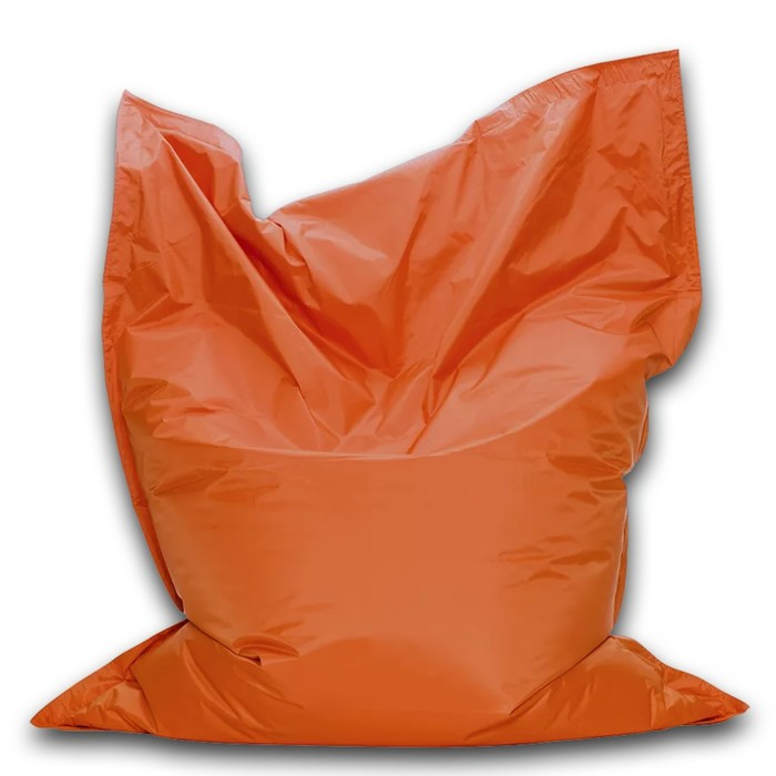 Кресло-мешок Мат мини, ткань нейлон, цвет оранжевый