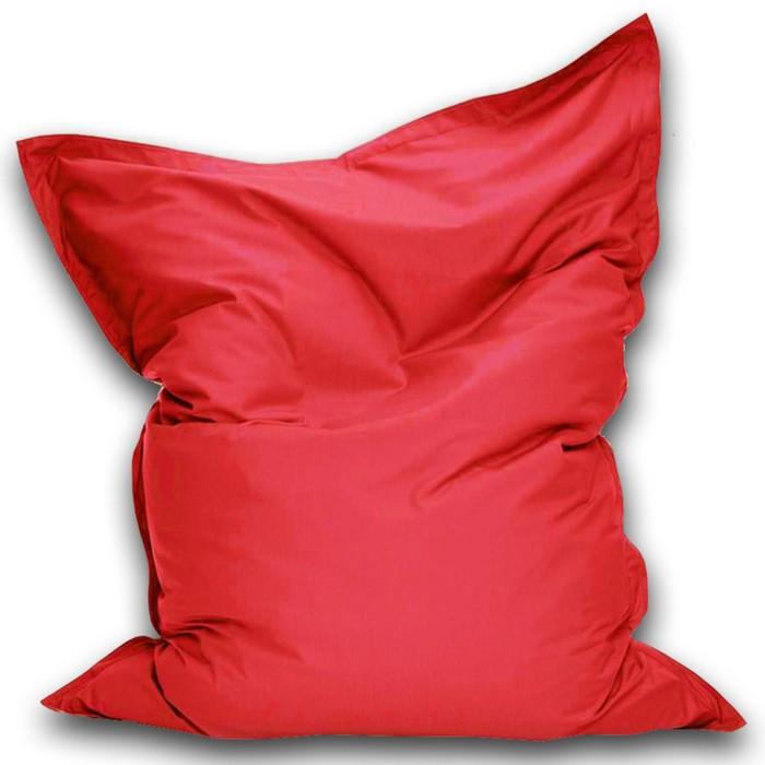 Кресло-мешок Мат макси, ткань нейлон, цвет красный