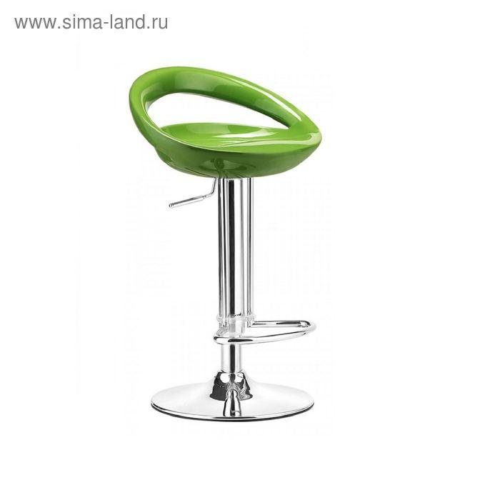 Стул барный Рикс зеленый