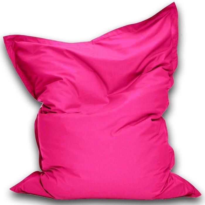 Кресло-мешок Мат макси, ткань нейлон, цвет розовый