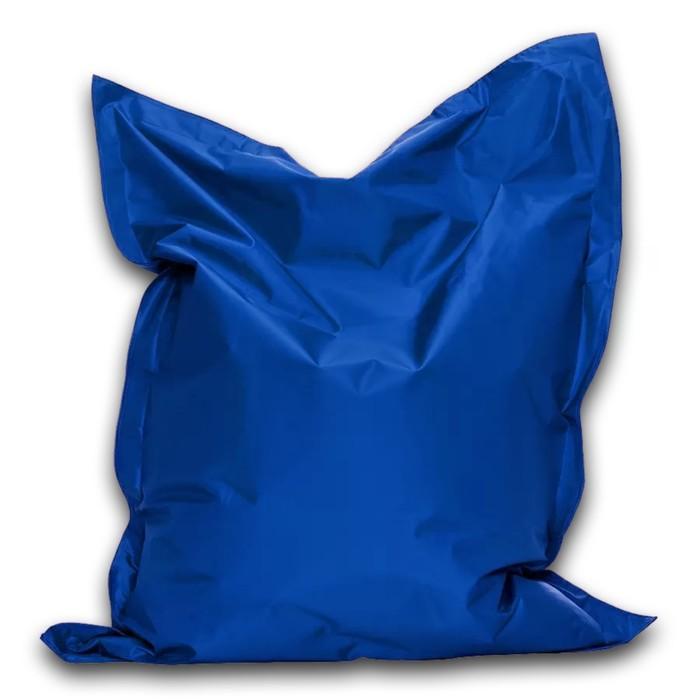 Кресло-мешок Мат макси, ткань нейлон, цвет синий