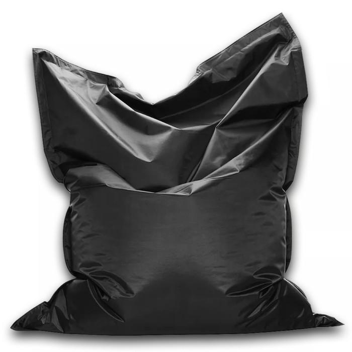 Кресло-мешок Мат макси, ткань нейлон, цвет черный